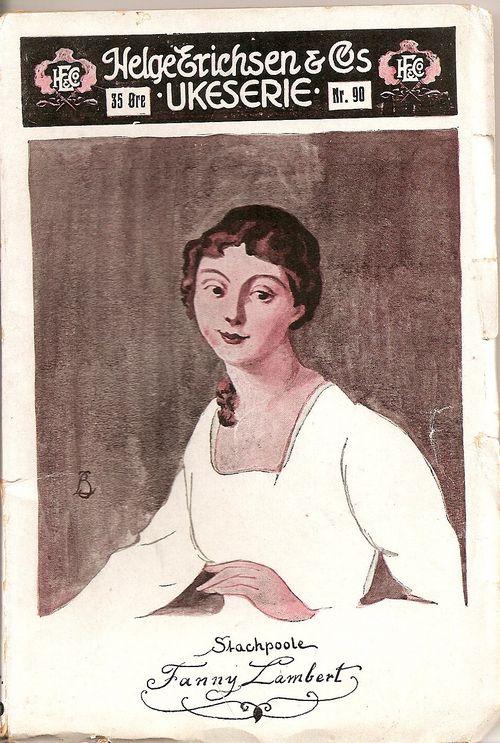 Fanny Lambert. Oversat av A. Jenssen jr