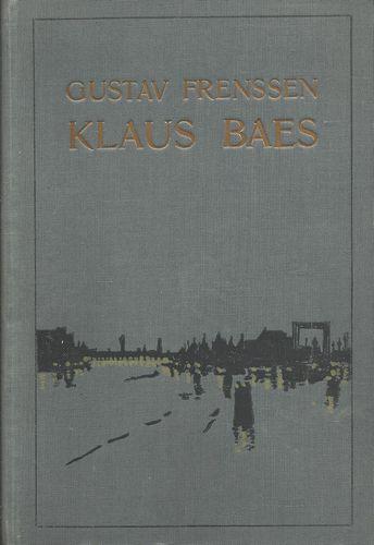 Klaus Baes. Roman. Autoriseret oversættelse for Danmark og Norge ved Signe Lehmann