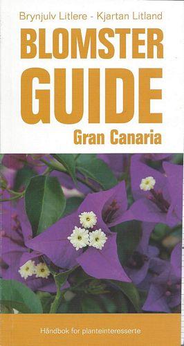 BlomsterGuide Gran Canaria