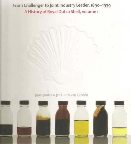 From Challenger to Joint Industry Leader… A History of Royal Dutch Shell. (1890-2007). I-III + Appendices. Including three DVDs