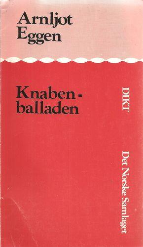 Knaben-balladen og andre tekster