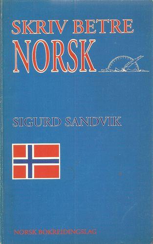 Skriv betre norsk