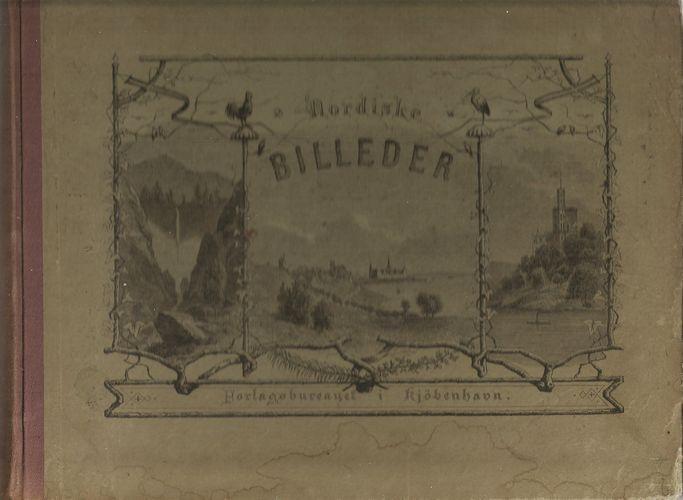 Prospecter fra Danmark, Norge og Sverig. I træsnitt med text. Fjerde bind