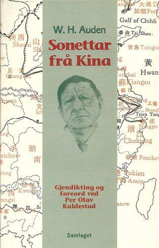 Sonettar frå Kina. Gjendikting og føreord ved Per Olav Kaldestad