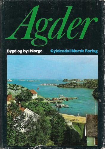 Bygd og by i Norge. Agder
