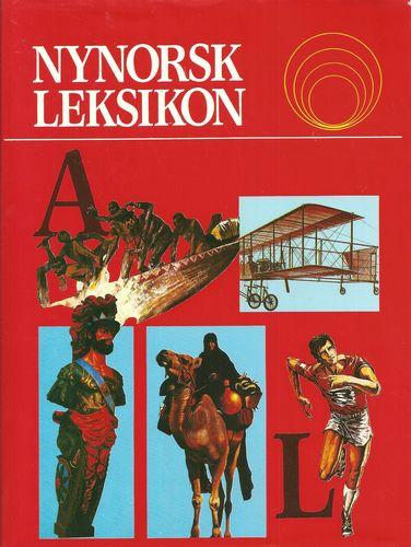 Nynorsk Leksikon I-II