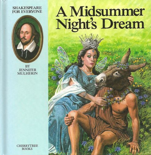 Jennifer Mulherin: Shakespeare for everyone. A Midsummer Night's Dream. Ill. by Norman Bancroft-Hunt. Repr