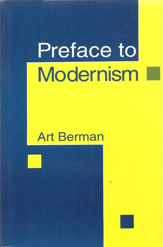 Preface to Modernism