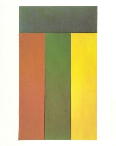 Amerikkalaista nykytaidetta. Amerikansk samtidskunst. Contemporary American art