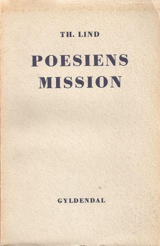 Poesiens mission