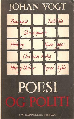 Poesi og politi