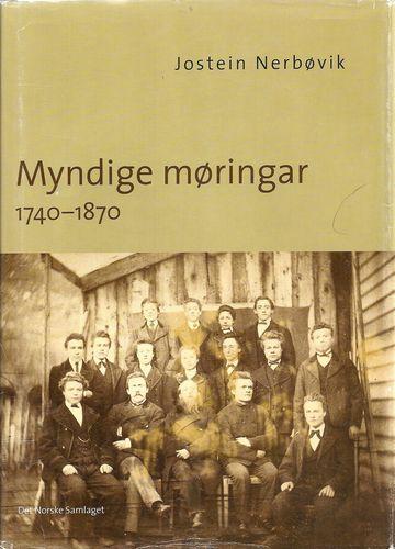 Myndige møringar 1740-1870. Volda-soga 1800-1945