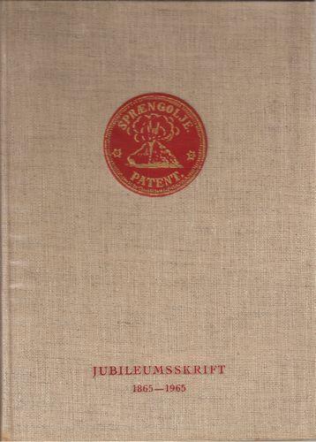 Norsk Sprængstofindustri A/S. Jubileumsskrift