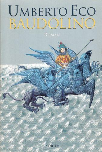 Baudolino. Roman. På dansk ved…