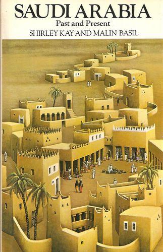 Saudia Arabia. Drawings by Malin Basil. Repr