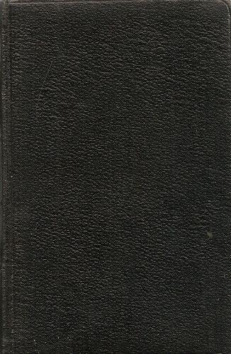 Bibeln eller Den heliga Skrift. Gamla och nya Testamentet. De kanoniska Böckerna