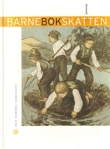 Barnebokskatten I-III. Nynorsk dikting for barn gjennom 120 år