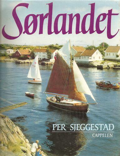 Sørlandet. Med bidrag av Chr. Christensen, Julius Hougen…