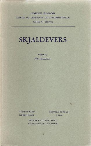Skjaldevers. 3. opl