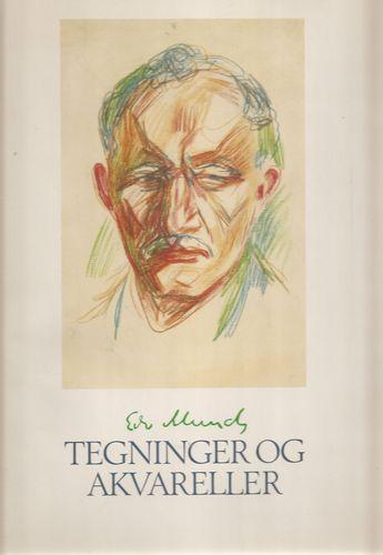 Edvard Munch. Tegninger og akvareller