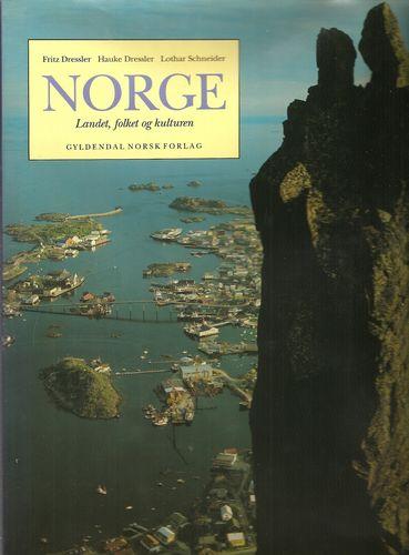 Norge. Landet, folket og kulturen. Foto: Fritz Dressler, Hauke Dressler