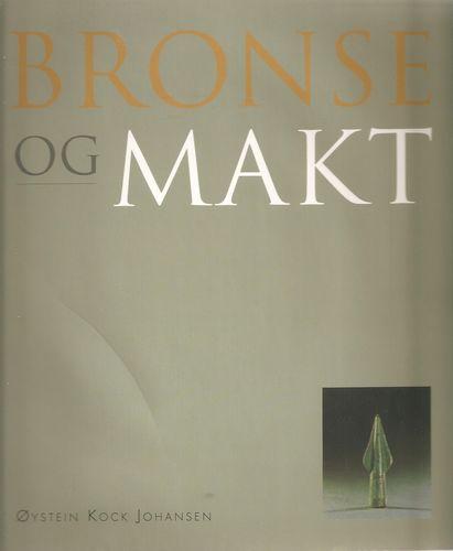 Bronse og makt. Bronsealderen i Norge. Tegninger av Marianne Brochmann