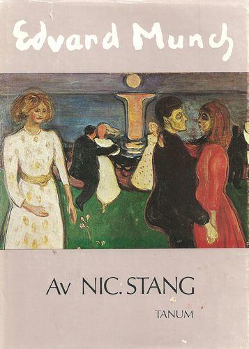 Edvard Munch. Billedredaktør Ragna Stang