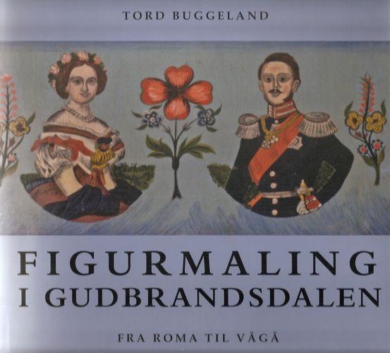 Figurmaling i Gudbrandsdalen. Fra Roma til Vågå