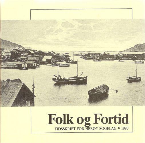 Folk og Fortid. Tidsskrift for Herøy sogelag