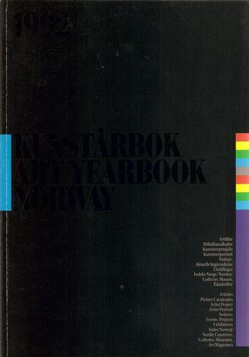 Norwegian Art Yearbook 1992
