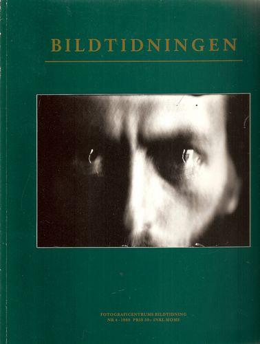 Fotograficentrums Bildtidning nr. 4 - 1989