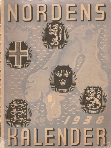 Nordens kalender 1938