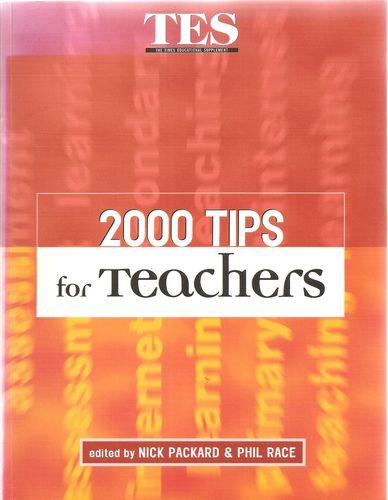 2000 Tips for Teachers. Repr