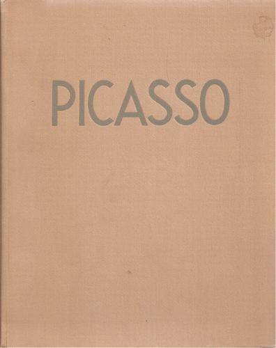 Vår tids malere. Picasso. Forord av Jaime Sabartés