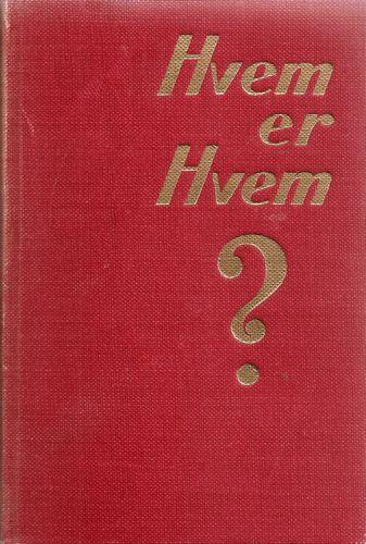 Kven er kven 1955