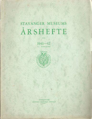 Årshefte for 1941-42. 52. årgang