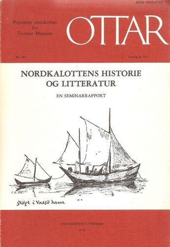 Ottar 103. Populære småskrifter fra Tromsø museum