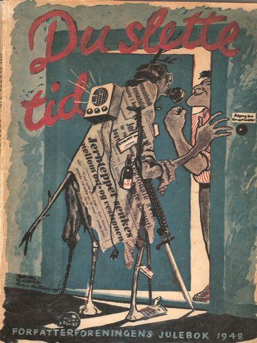 Du slette tid. Forfatterforeningens Julebok 1948