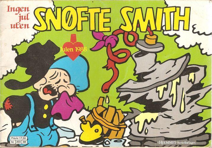 Snøfte Smith. Julen 1988