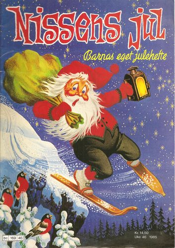 Barnas eget julehefte