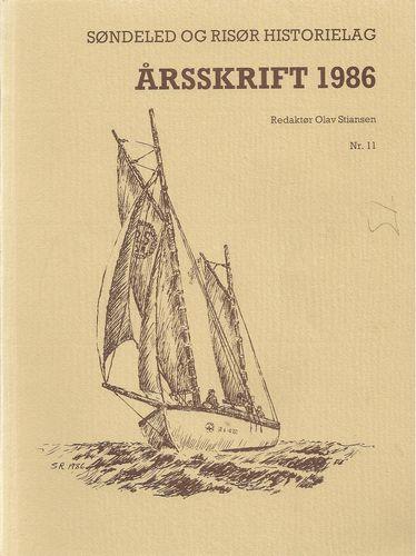 Årsskrift 1986. Nr. 11