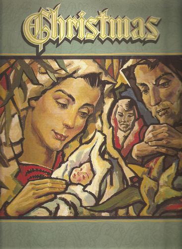 Christmas. Volume 30. An American Annual of Christmas Literature and Art