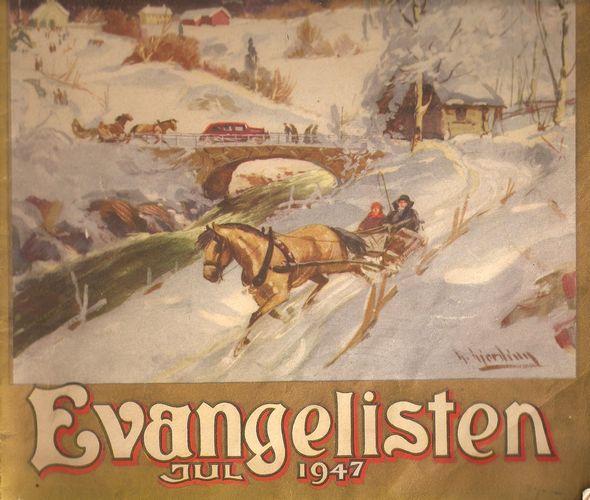 Bladet Evangelistens utgivere