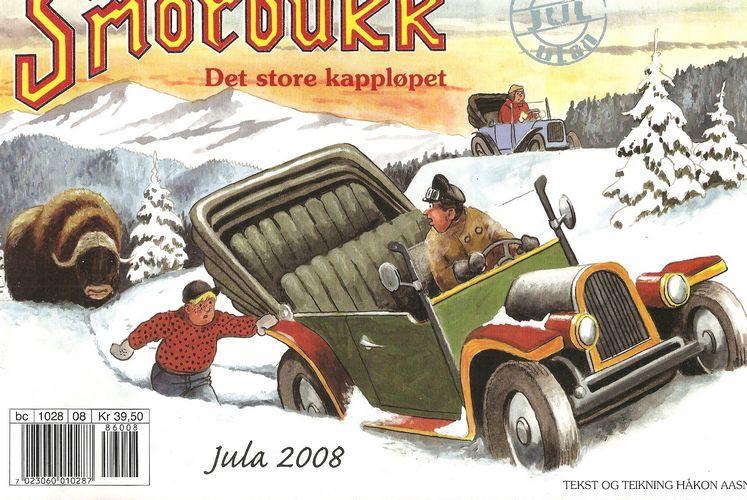 Tekst og teikning: Håkon Aasnes