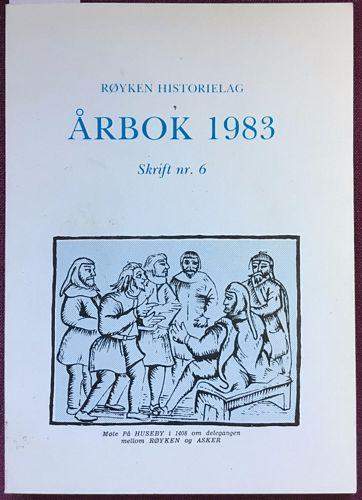 Røyken Historielag. Årbok 1983. Skrift nr. 6
