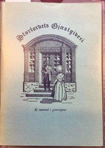 Historien om Grensen 1 og  Stortorvets Gjæstgiveri. Illustrert av Alf Solhøy