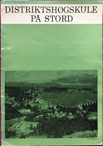 Distriktshøgskule på Stord