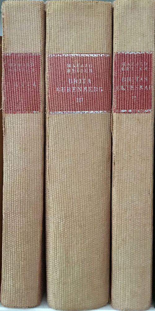 Britas ekteskap I - III. Oversatt av Lalli Knutsen
