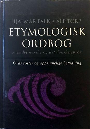 Etymologisk ordbog over det norske og de danske sprog