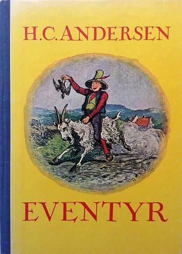 Eventyr. Illustrert av Vilhelm Pedersen. Norsk ungdomsutgave ved Hans Braavig